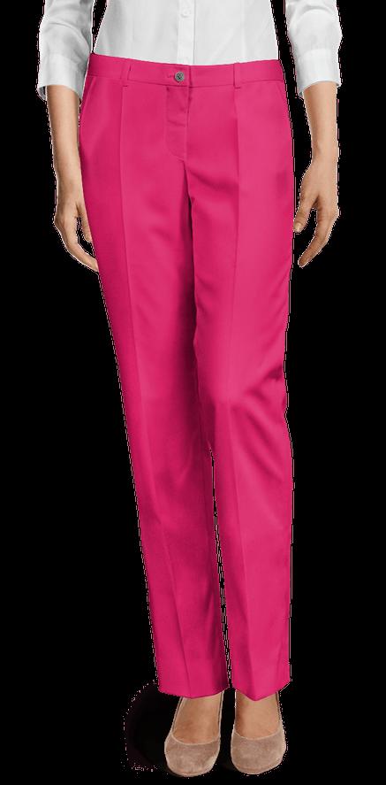 Pantalones Mujer Rosas De Sumissura