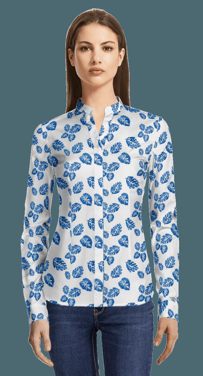 Custom Dress Shirts for Women | Custom Shirts for Her - Sumissura