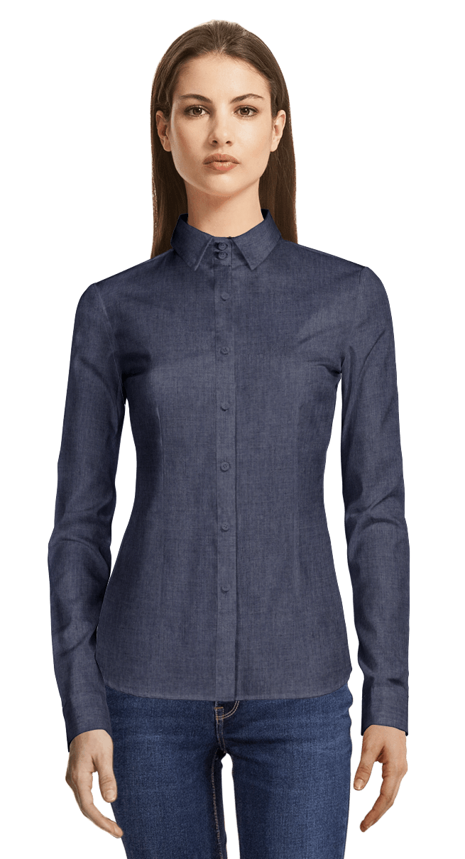 557fa6e6f3d Dress Shirts for Women | Made to Measure - Sumissura