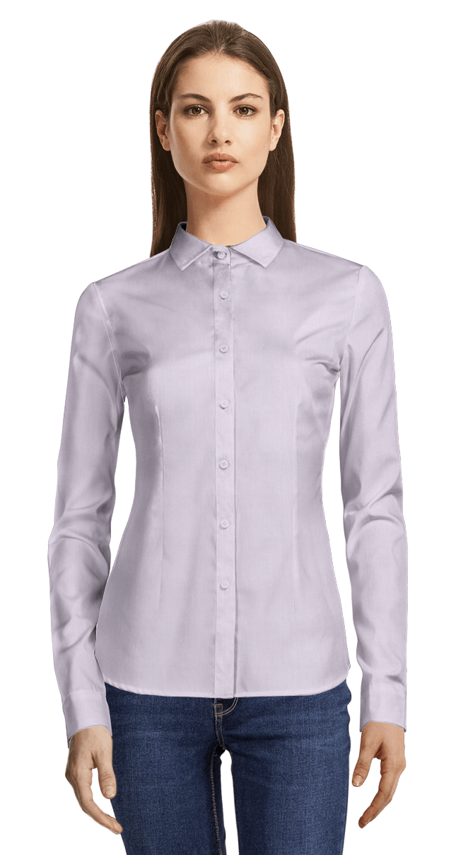 Custom Dress Shirts For Women Custom Shirts For Her Sumissura