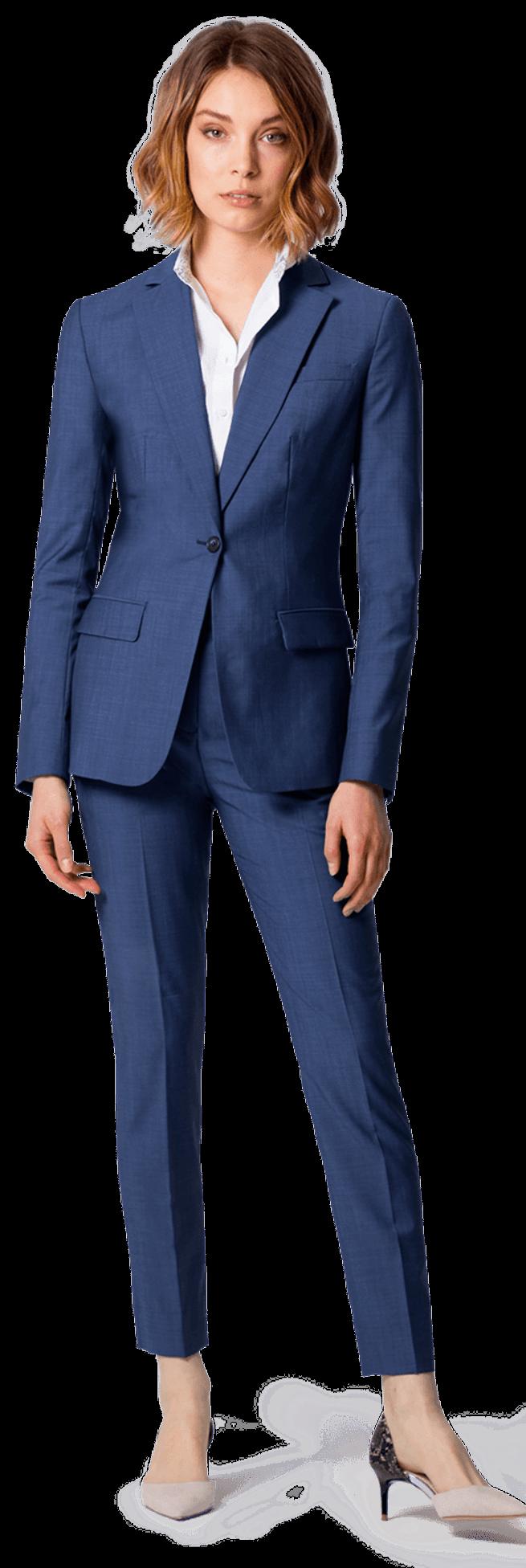 Linen Pants for women CLASSIC Linen Trousers for women Linen Pants Midnight blue color pants