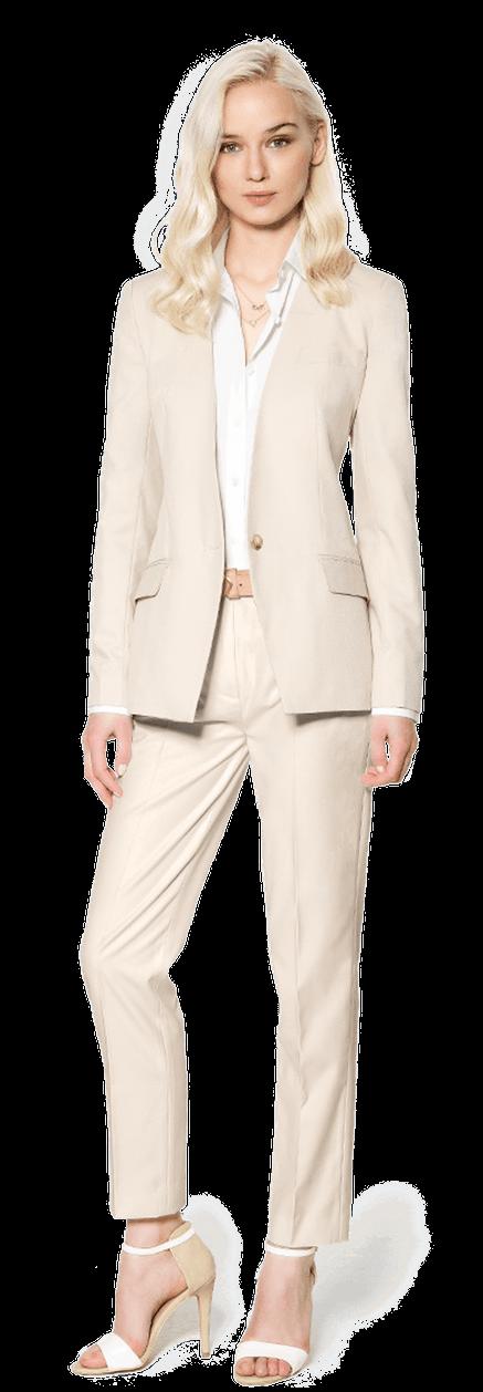 Wedding Trouser Suit Sumissura