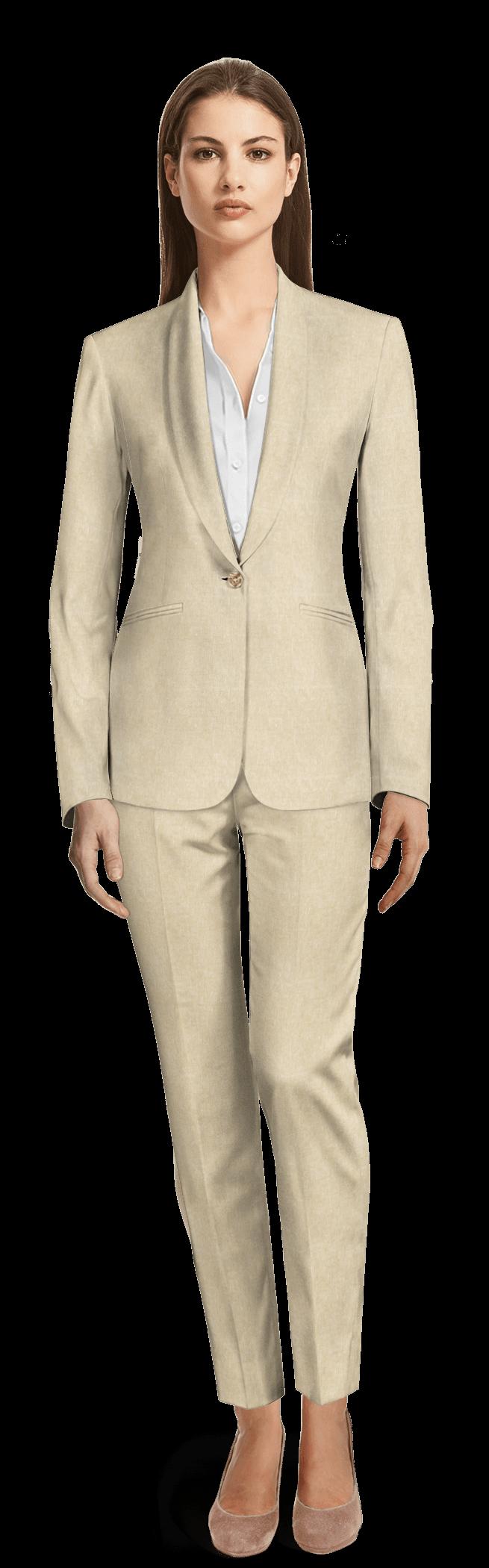 Favori Abbigliamento su misura da donna | Tailleur, camicie e gonne  PB33