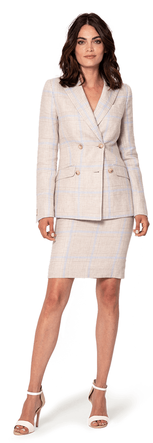 f75adcb418086 Women's Skirt Suits - Made to Measure - Sumissura