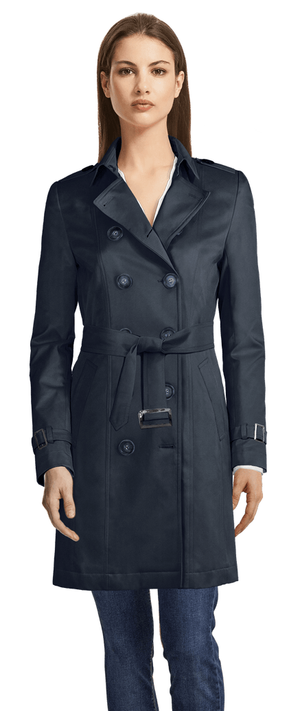 info for e8bbf 8b513 Damen Trenchcoat | Sumissura