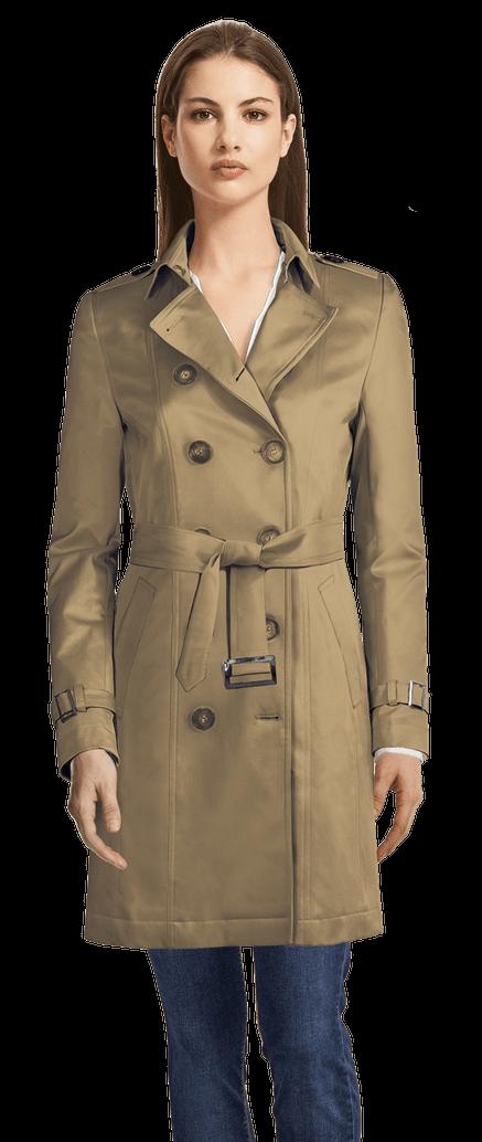 huge discount 66819 7c3bc Damen Beiger Trenchcoats | Sumissura