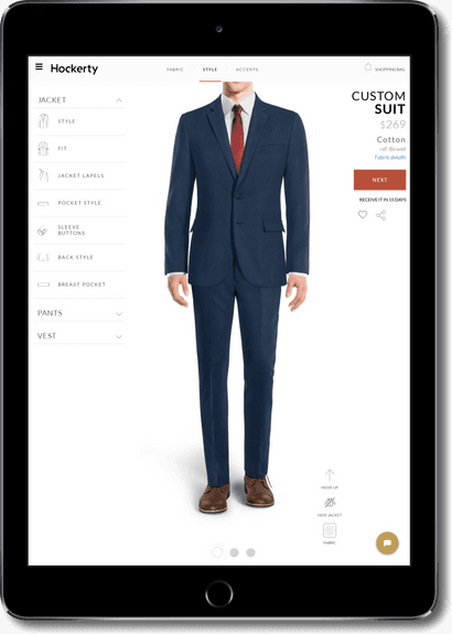9f4c5abb8e7 Look unique and sharp in Hockerty tailored suits for men. Choose your own  style and forget about standard sizes. Go in style with our custom tailor  made ...