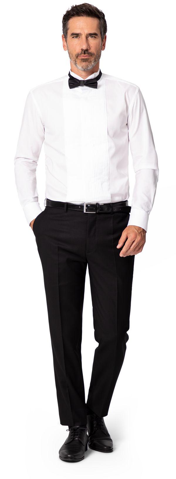 tux shirt