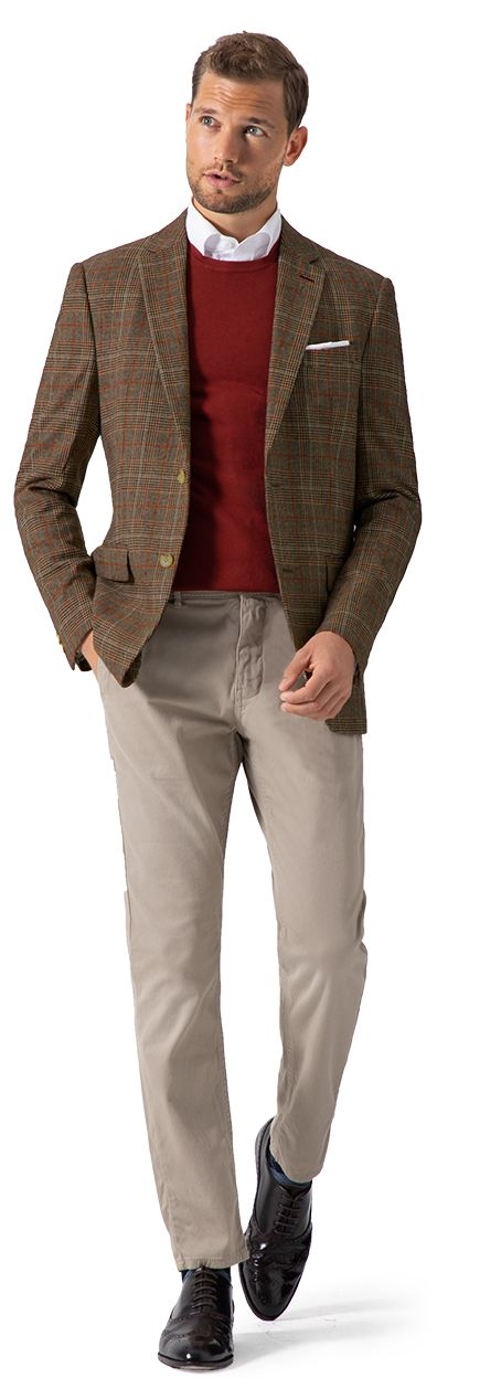 blazer hombre