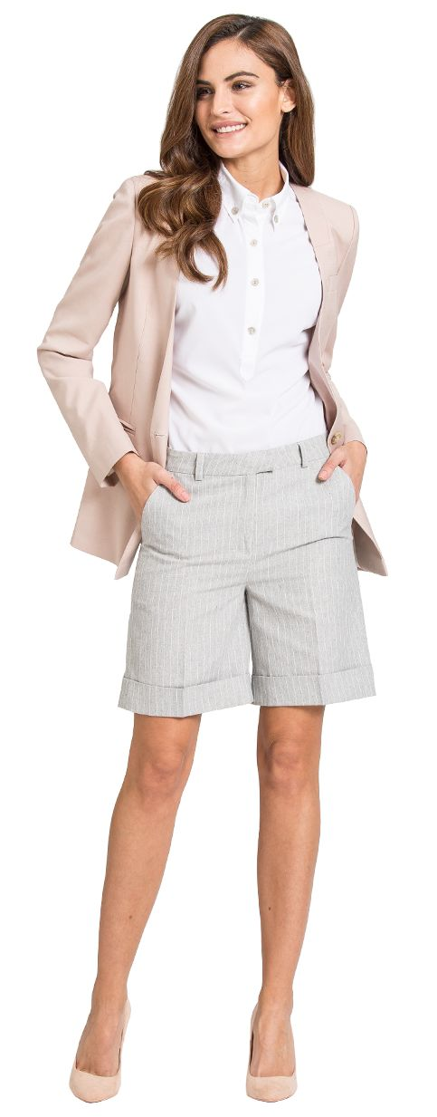 women's short suits