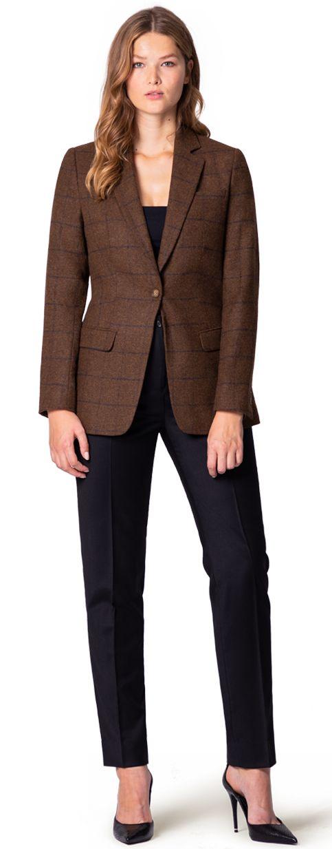 plus size women blazer