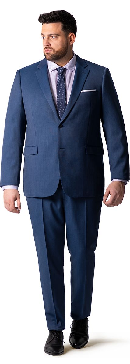 big and tall suit