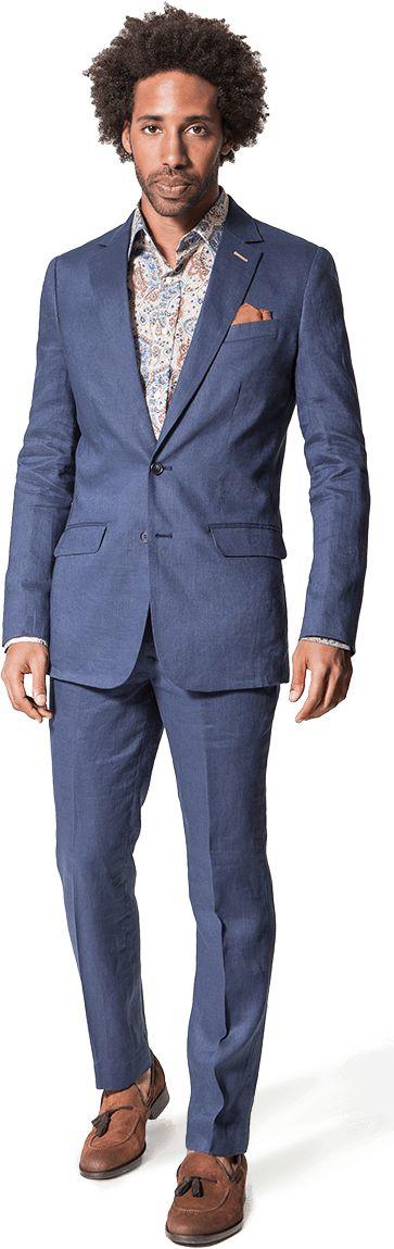 shorter men suits
