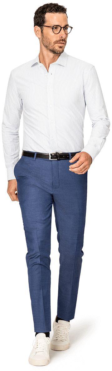 Man Poplin Shirt