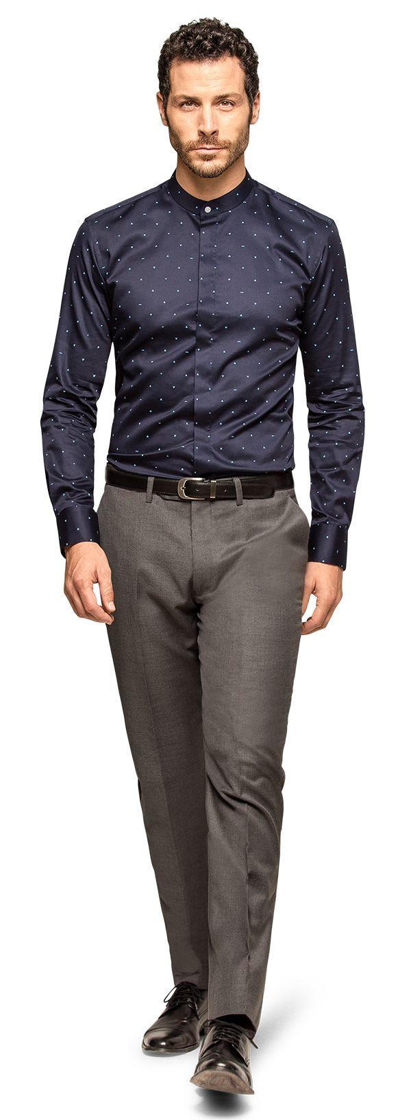 men's nehru shirt