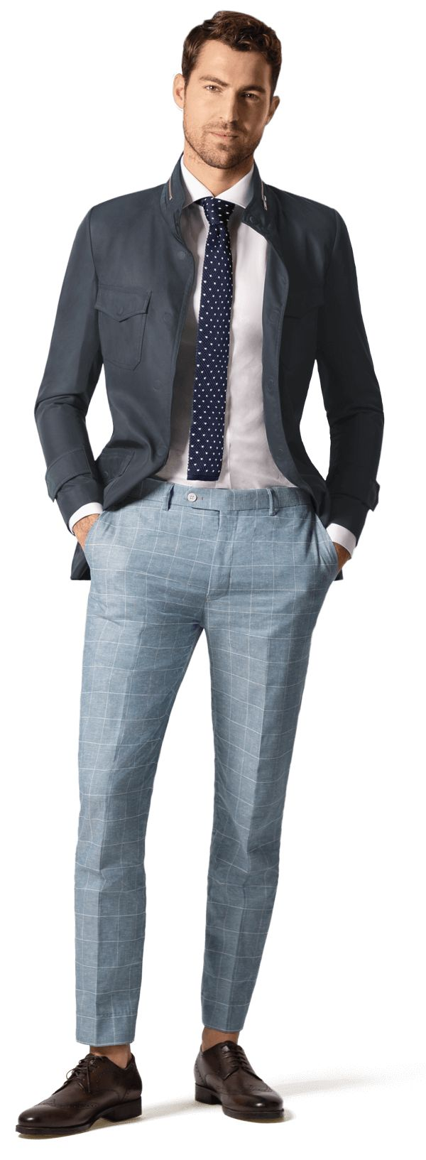 Pantaloni lino