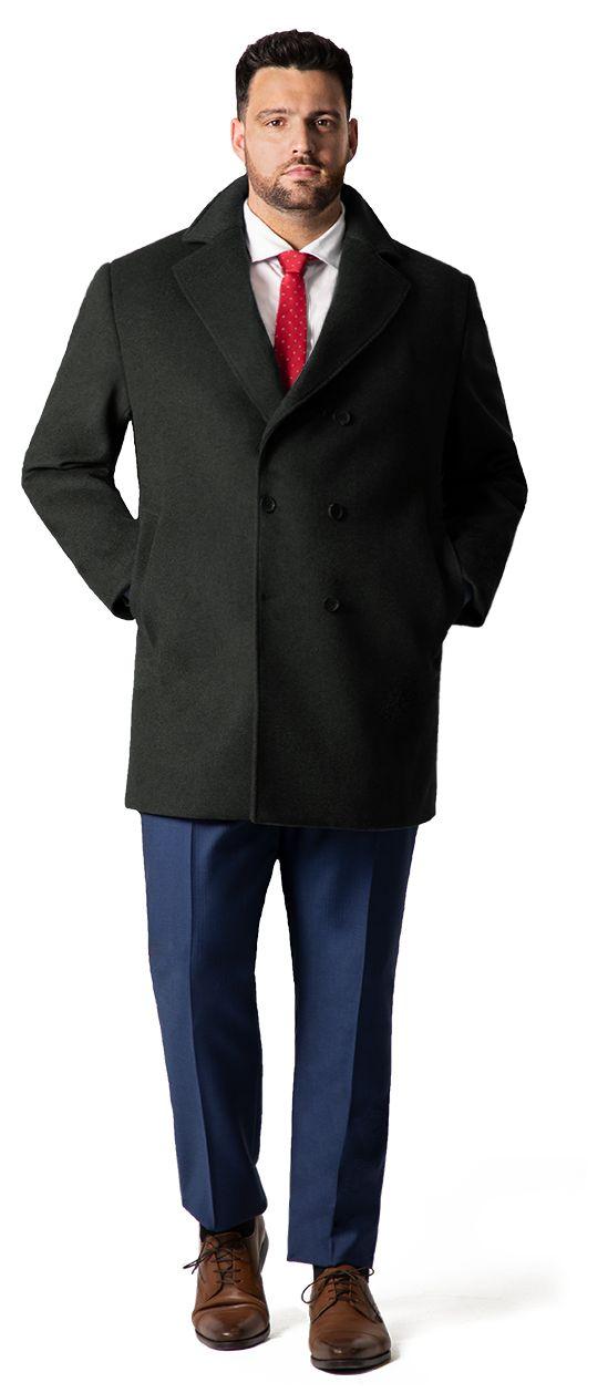 abrigos tallas grandes
