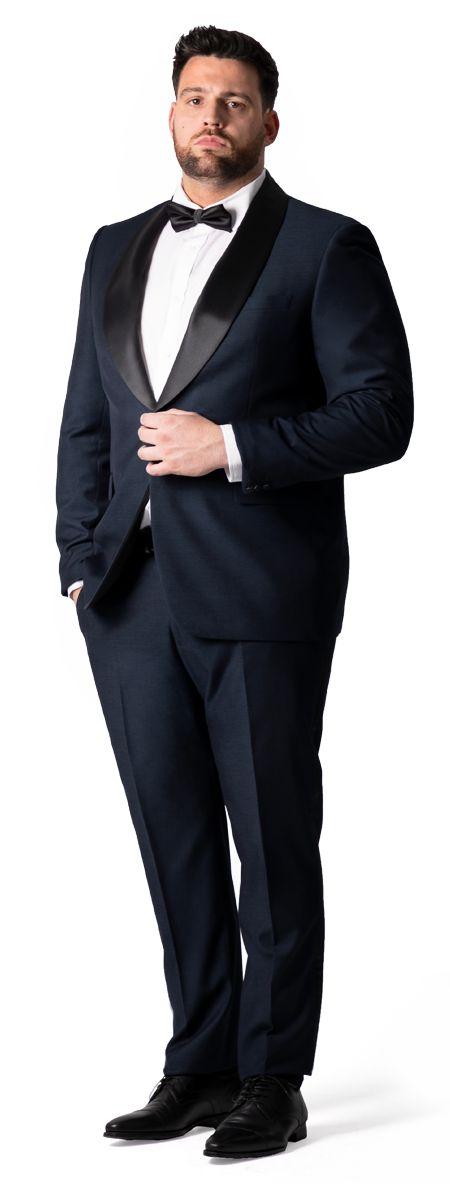 Big and Tall Tuxedos