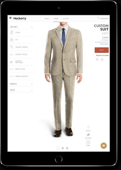 8ada8823ee76 Vesti elegante con i nostri abiti di lino su misura di alta qualità. Il  lino è perfetto per lasciare traspirare il tuo corpo nei giorni più caldi.  Leggero e ...
