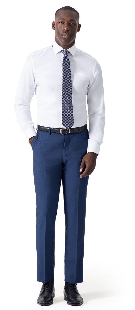 wrinkle free dress shirt for men