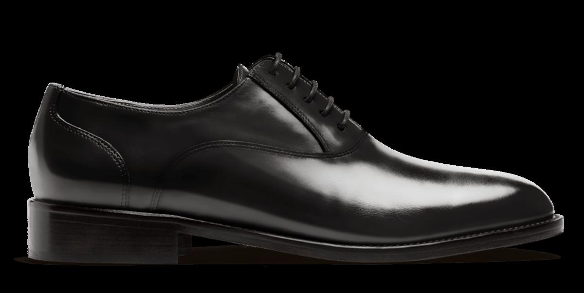 scarpe oxford uomo nere