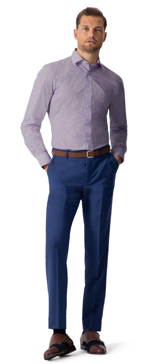 camicia chambray uomo