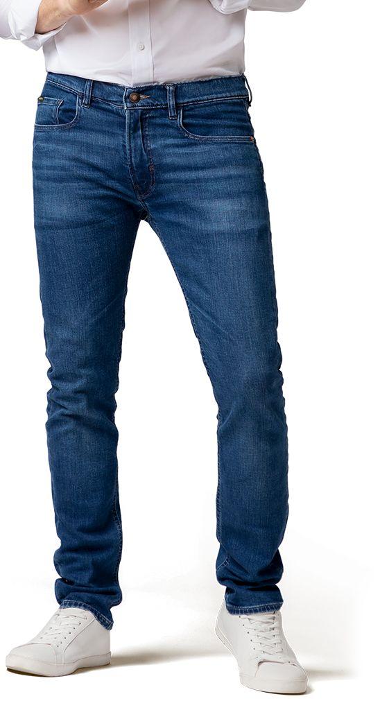 custom fit jeans