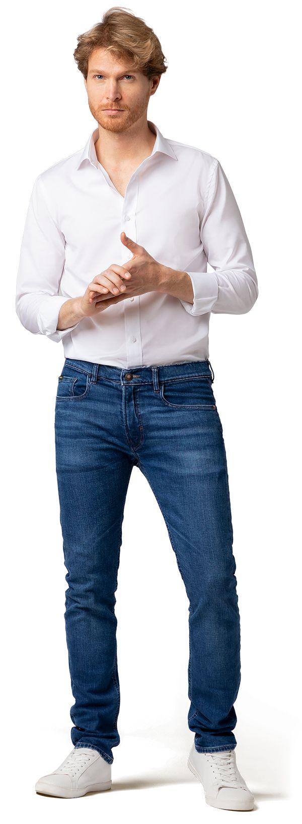 jean slim homme