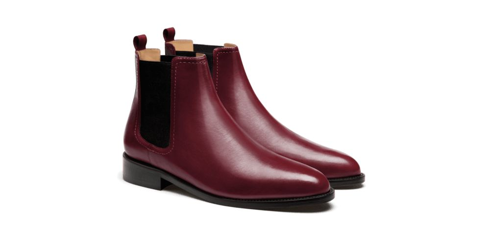 Oxblood Boots