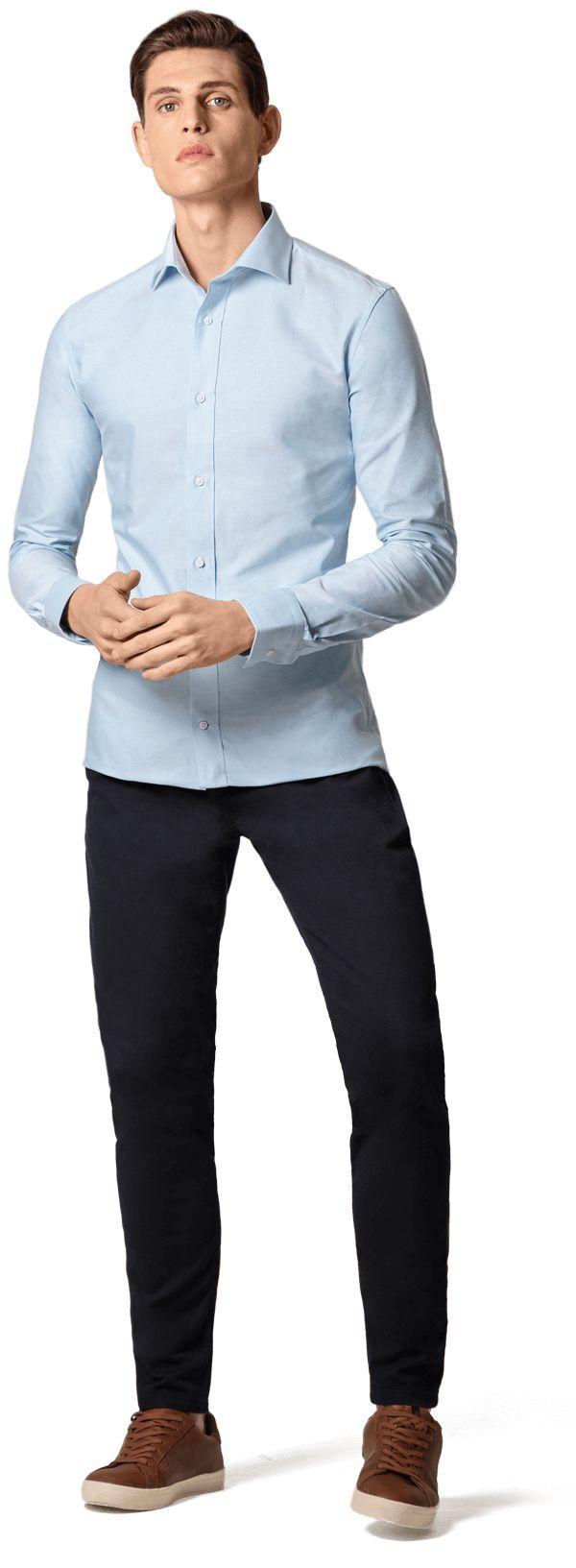 camisa hombre a medida